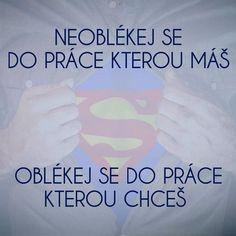 @makroklid #budoucnost #prace #zamestnani #superman #oblek #kostym #motivace #makroklid