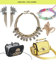 Santa Fina Acessórios Little Luxuries Blog MeninaIT