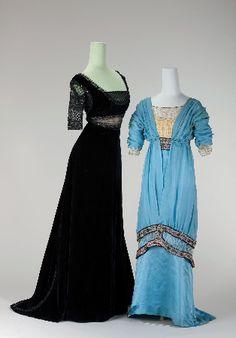 Evening dress 1900 zip code