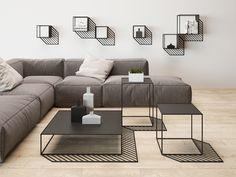 Los muebles imposibles de Dmitry Kozinenko – Nice Fucking Graphics!