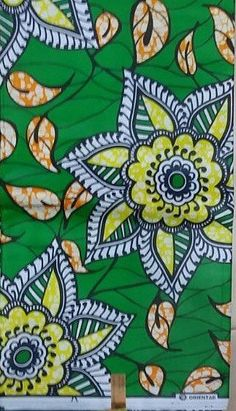 African print fabric by wholesale /6 yards fabric/ kitenge