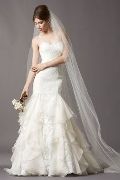 Watters Brides Rosamund Gown. Yup, this dress is called the Rosamund gown. Clearly it's mine :)