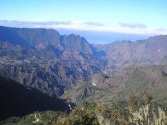 Les Pitons et remparts de Cilaos classés au Patrimoine mondial de l'Unesco