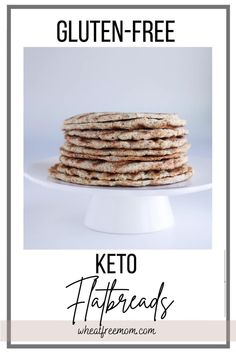 These gluten-free and keto flatbreads are soft and flexible and a great low carb bread option. No yeast or rising time needed to make these tortillas. Perfect for soft tacos, as a wrap or as the base for keto pizzas. Gluten Free Tacos, Gluten Free Recipes, Low Carb Recipes, Bread Recipes, Keto Flatbread Recipe, Gluten Free Flatbread, Keto Tortillas, Soft Tacos, Food Words