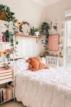 Modern Bohemian Home Interior Decor Ideas: Are you ready to learn with some of the inspiring and incredible form of the Bohemian decor ideas for the home beauty? Boho Bedroom Diy, Room Ideas Bedroom, Decor Room, Bedroom Decor, Home Decor, Room Decorations, Teen Bedroom, Bedroom Inspo, Modern Bedroom