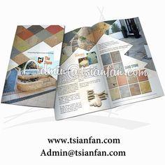 Customized Cheap Brochure Printing P613