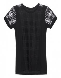 VERSUS VERSACE by ANTHONY VACCARELLO Check Insert Black