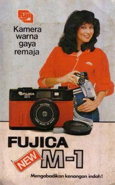 Kamera Fujica M1_1980's
