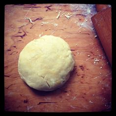 >Basic Sweet Pastry Dough
