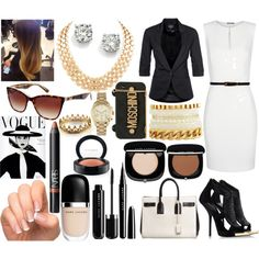 """Thunder"" by maiiee on Polyvore"