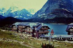 Amber Reunion: Many Glacier Hotel