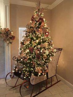 Amicable Santa Christmas Tree Cute Wood Sleigh Pendant Gift Home Hanging Decorations Xmas Home Garden Tool Supplies Diamond