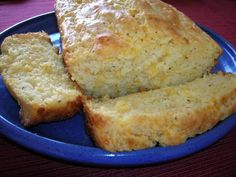 Quick Peppery Cheese Bread