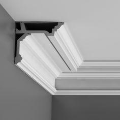 C305+C321 | Corniches | Décoration de plafond | Orac Decor