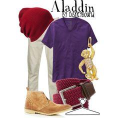 """Aladdin"" by lalakay on Polyvore #disney"