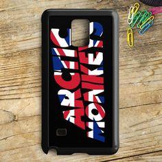 Arctic Monkeys Black And White Samsung Galaxy Note 5 Case   armeyla.com