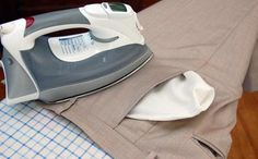 How to Iron Your Trousers | The Art of Manliness