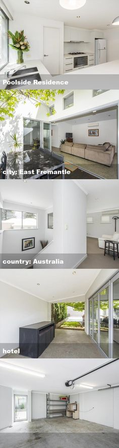 Poolside Residence, city: East Fremantle, country: Australia, hotel Australia Hotels, Country, City, Kitchen, Home Decor, Cooking, Decoration Home, Rural Area, Room Decor