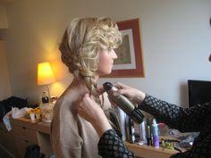 oldalról Dreadlocks, Hair Styles, Beauty, Hair Plait Styles, Hair Makeup, Hairdos, Haircut Styles, Dreads, Hair Cuts