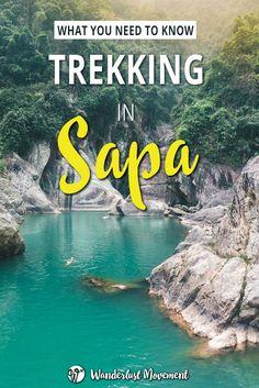 What You Need To Know About Trekking in Sapa, Vietnam | Wanderlust Movement | #vietnam #sapa #trekking #hiking #adventuretravel #backpacking #southeastasia