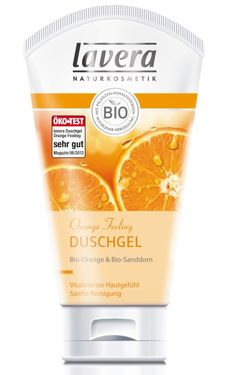 Lavera Orange Feeling Duschgel