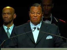 """Saviours Day 2011: Minister Louis Farrakhan's speech """"And God Will Send ..."""