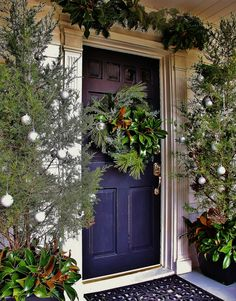 What Does Your Front Door Say About You? - Thistlewood Farm