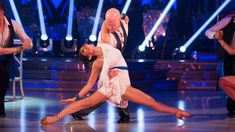 Jake Wood & Janette Argentine Tango to 'Zorba The Greek'- Strictly Come ...