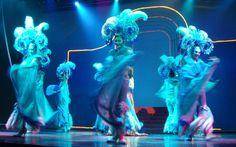 Simon Caberet - Phuket. Amazing show and all Lady-Boys