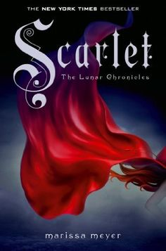 Scarlet (The Lunar Chronicles) by Marissa Meyer, http://www.amazon.com/dp/B009LRWVVY/ref=cm_sw_r_pi_dp_9XVutb1GEE8MT