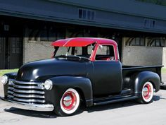 David built this 1951 Chevrolet 3100 when he and his wife adopted the Toys for Tots program and thought it would be great for delivering the presents.