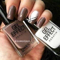 Linha de esmaltes Bellaoggi  #nails