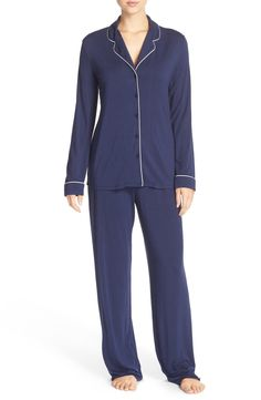 Nordstrom Lingerie 'Moonlight' Pajamas available at #Nordstrom