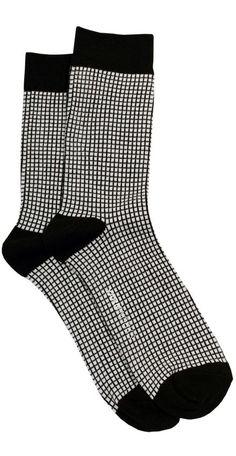 THE OLIVE SQUARE Men's Fashion Socks