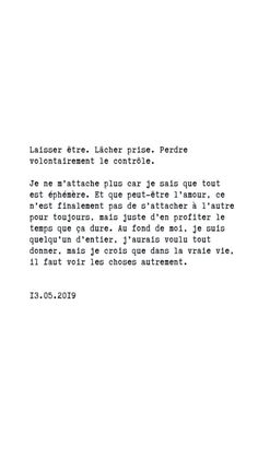 Mood Quotes, Life Quotes, French Expressions, Positive Mind, Good Vibes Only, Parfait, Sentences, Best Quotes, Quotations