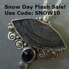 Snow day sale until midnight March 14th! 10% off & free shipping!