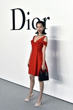 Dior|「Esprit Dior Tokyo 2015」に出席したゲスト 水原希子