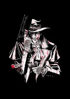 #alucard #hellsing is Available to buy on T-Shirts & Hoodies, Men's Apparels, Women's Apparels, Stickers, iPhone Cases, Samsung Galaxy Cases, Posters, Home Decors, TOte Bags, Pouches, Prints, Cards, Leggings, Mini Skirts, Scarves, Kids Clothes, iPad Cases, Laptop Skins, Drawstring Bags, Laptop Sleeves #anime #vampire #supernatural #animeshirts #cartoon #fashion #ultimate #tshirts #japanese #seras #cool #awesome