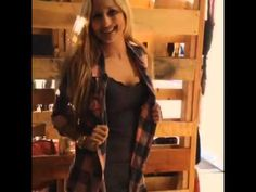 Plaid shirts don't have to be masculine. Studio 1220 shows you how to become Pretty in Plaid! Studio 1220, SoCal BoHo Chic and Beyond. www.studio1220.com #plaid #pink #ood #gold #coateddenim