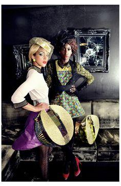 Kenyan Designer Liz Ogumbo