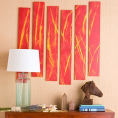 Ornamental Grass Wall Art