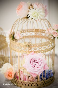 gold bird cage wedding elegant, Marie Antoinette inspired wedding.