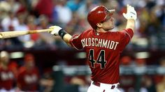"""DIAMONDBACKS: PAUL GOLDSCHMIDT  -    His """"down season"""" in 2016 included 24 homers, 95 RBI and a .411 OBP. Goldschmidt already has two runner-up finished in the NL MVP voting, though he continues to slug in relative obscurity.      -   EACH MLB TEAM'S TOP MVP CANDIDATE FOR THE 2017 SEASON  -  MARCH 28, 2017"""