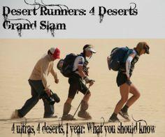 4 Deserts Grand Slam, Samantha Gash talks details