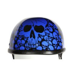 Blue Eagle Motorcycle Helmet