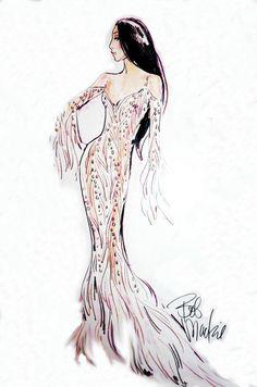 Bob Mackie design for Cher
