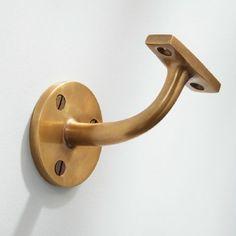 Best Timeless Solid Brass Handrail Bracket In 2020 Handrail 400 x 300