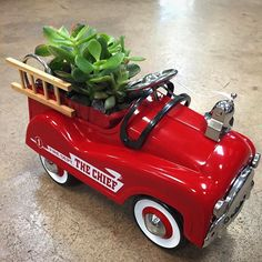 """Introducing our 2016 Truckulent """"The Fire Chief"""" just in time for #FathersDay #Dad #fathersdayideas #ATX"""