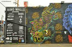 Street Art a Denver: RiNo art district ed i suoi murales