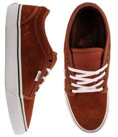 00e9a89f21a0 Vans Chukka Low Skate Shoes - Gilbert Crockett Rust   55.00